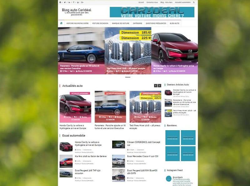 Carideal Blog Auto