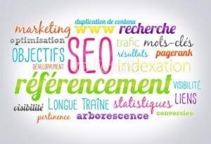 SEO référencement Google et référencement naturel