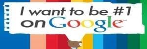 Objectif SEO Référencement naturel et première position sur Google