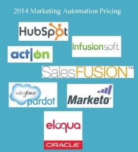 Les plus grosses plateformes de Marketing automation. Il en existe d'autre. Il faut savoir adapter l'outil et le dimensioner à son entreprise