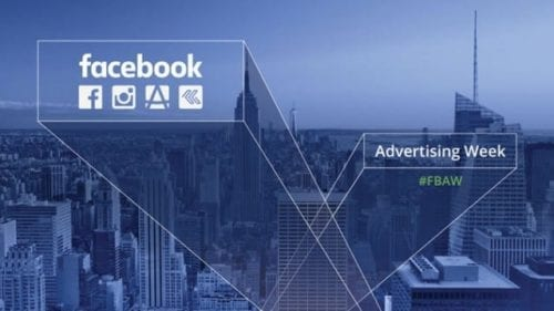 Facebook est un puissant outil de marketing Mobile