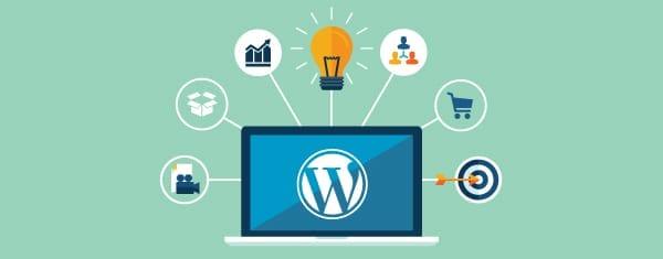 Wordpress CMS outil de marketing Mobile