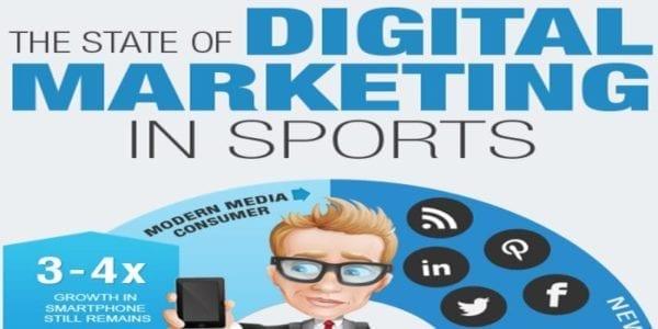 Comment le parrainage sportif rejoint l'âge du Digital