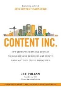 Content INC Joe Pilizzi