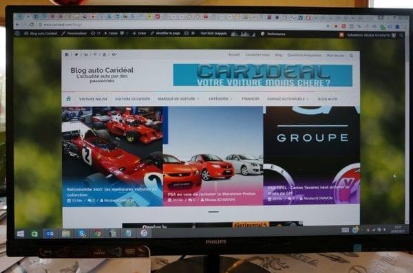 Création de site internet pour concessionnaire automobile