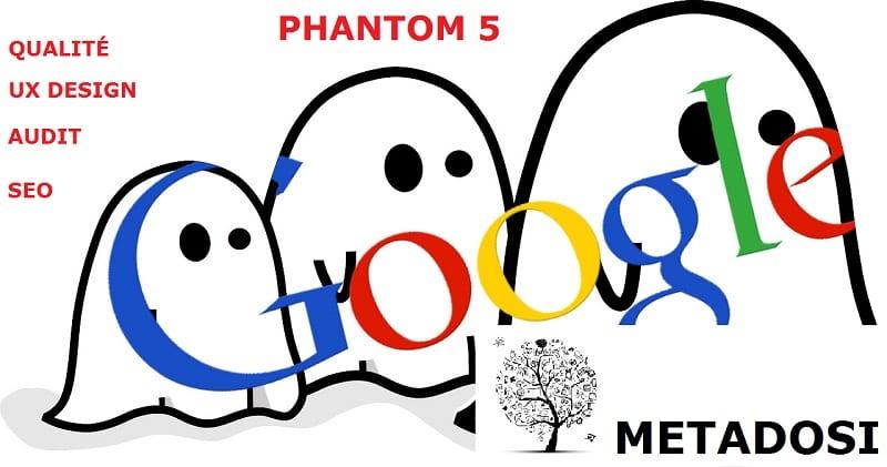 Phantom 5 - Mise à jour du 07-02-17 nos conseils SEO