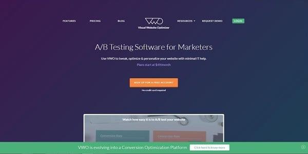 Optimiseur de site visuel