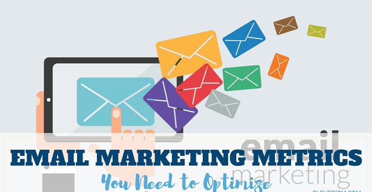 6 métriques d'email marketing que vous devez toujours suivre