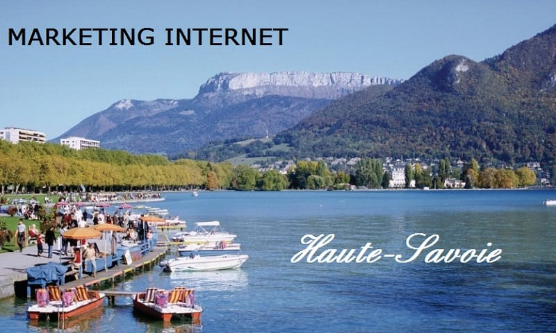 Marketing digital à Annecy