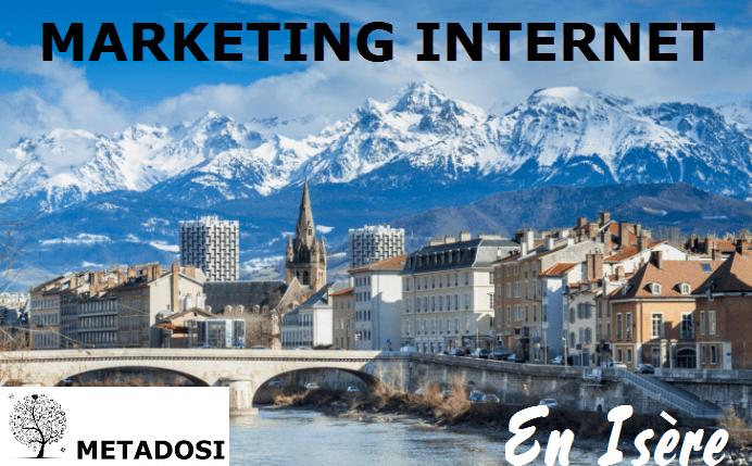 Marketing digital à Grenoble