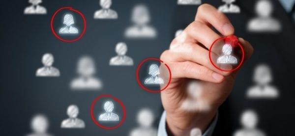 Graphique des objectifs pour créer un site internet : objectif du projet, public cible, mots clés importants, concurrents