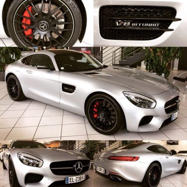 Le marketing digital fait partie intégrante du marketing des voitures de Luxe et Instagram augmente votre image de marque sur les réseaux sociaux : Faites réver les gens avec cette Mercedes GTS