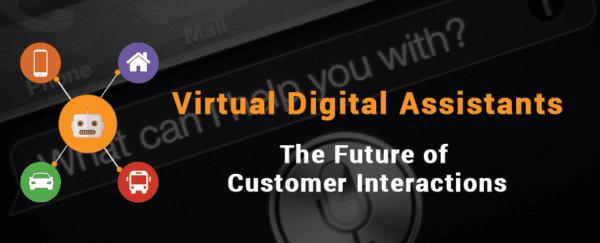 Les assistants digitaux vont bouleverser les interactions clients : la recherche et le SEO