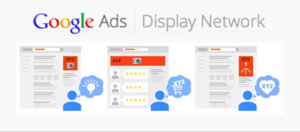 Publicité au CPC Google Display