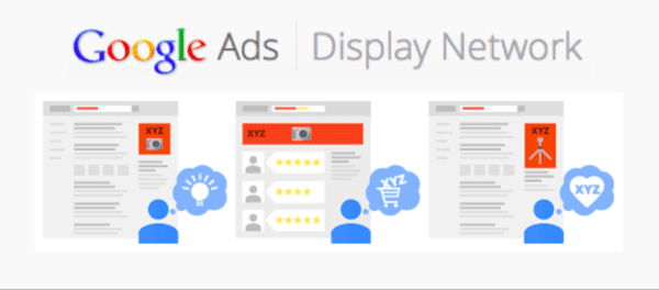 Référencement payant Google Display