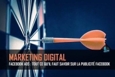 Marketing Digital la publicité sur Facebook
