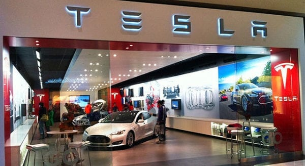 Magasin Tesla