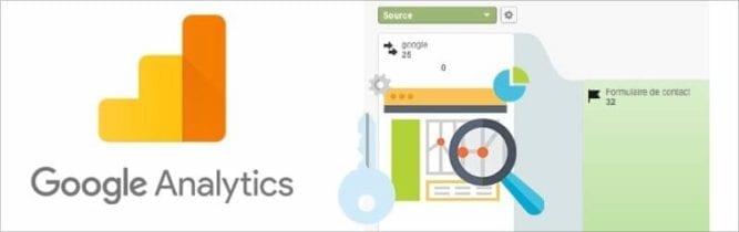 Consultant web analytics expert Google analytics