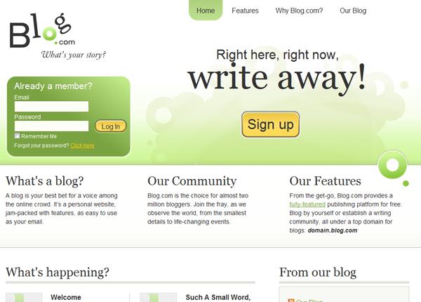 Blog.com
