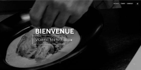 Image d'un site web du restaurant: L'épicurieux Le Mans