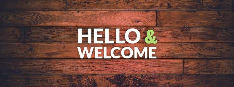 email de bienvenu