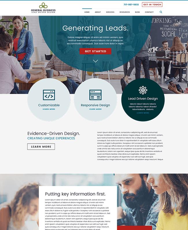 Rainmaker Option 1 créer un site internet en 30 jours