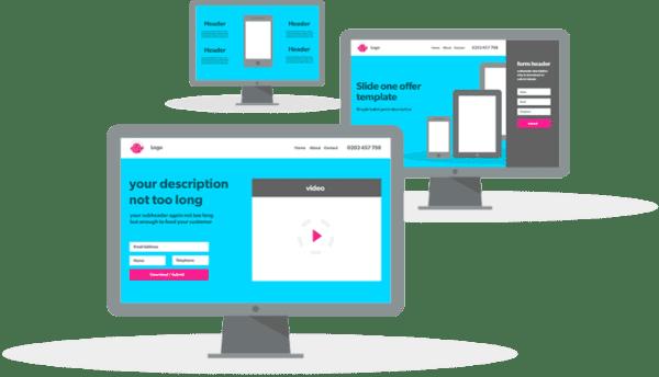 Landing page pour campagne Adwords - Créer une landing page