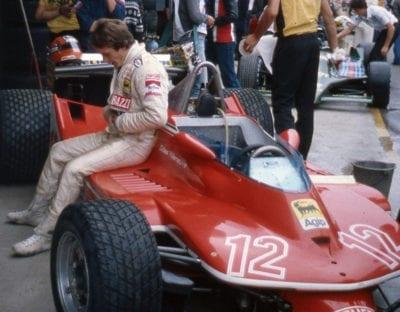 """""""Etre deuxième, c'est être le premier des derniers."""" Gilles Villeneuve"""