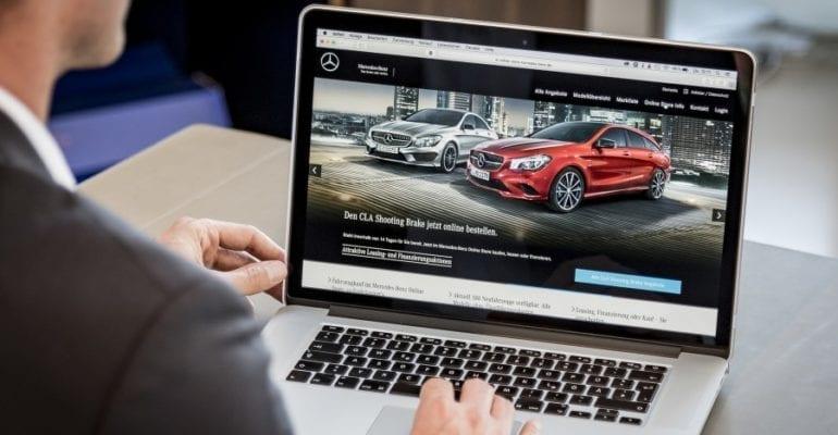 Étude : Les acheteurs de voitures en ligne à la recherche d'un engagement sur les sites internet des concessionnaires