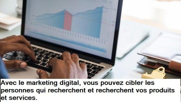 La valeur du marketing digital par rapport au marketing traditionnel