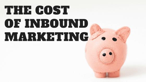 Pour chaque dollar dépensé en Inbound Marketing, 8 dollars sont dépensés en canaux de marketing payants
