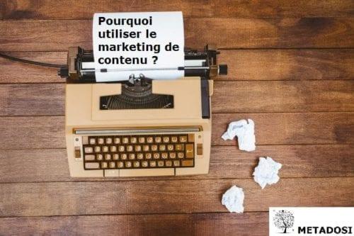 Guide de marketing de contenu