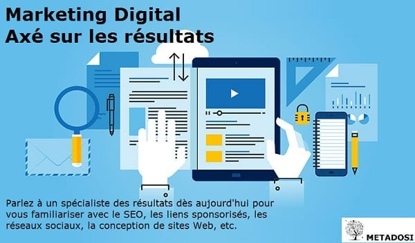 5 facteurs de bons avis d'agence de Marketing digital