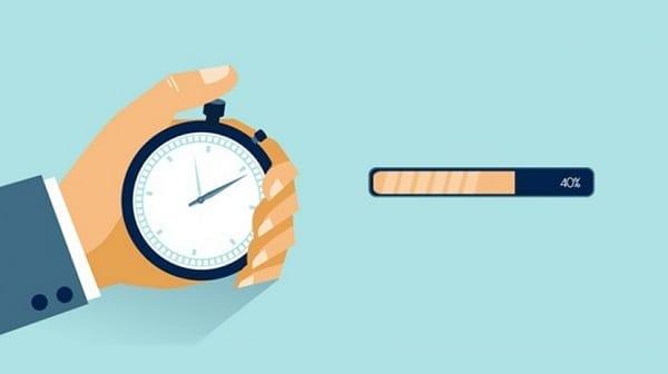 Un temps de chargement lent augmente le taux de rebond