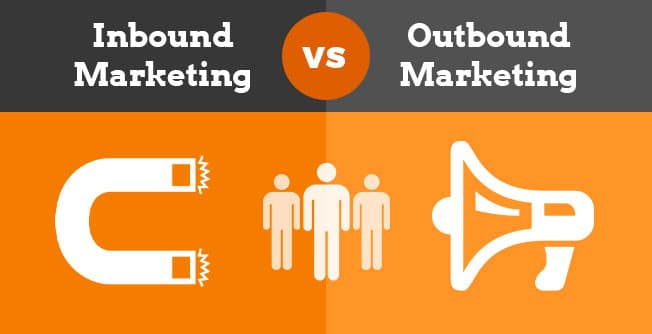 Inbound Marketing et Outbound marketing : quel est le meilleur ?