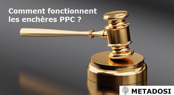 Comment fonctionnent les enchères PPC ?