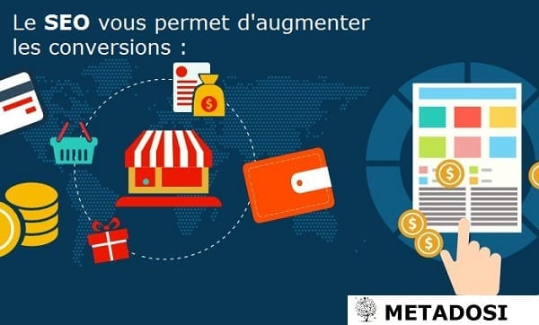 Augmenter les conversions de SEO