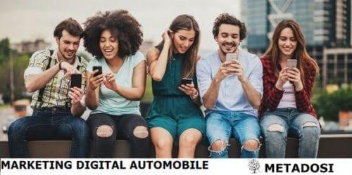 Marketing digital automobile pour des résultats de marketing automobile