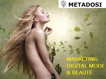 Marketing digital pour la mode et la beauté