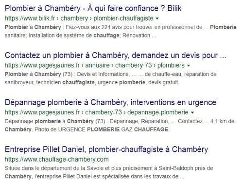 Plombier chauffagiste Chambery