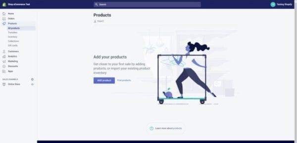 Votre écran de produit