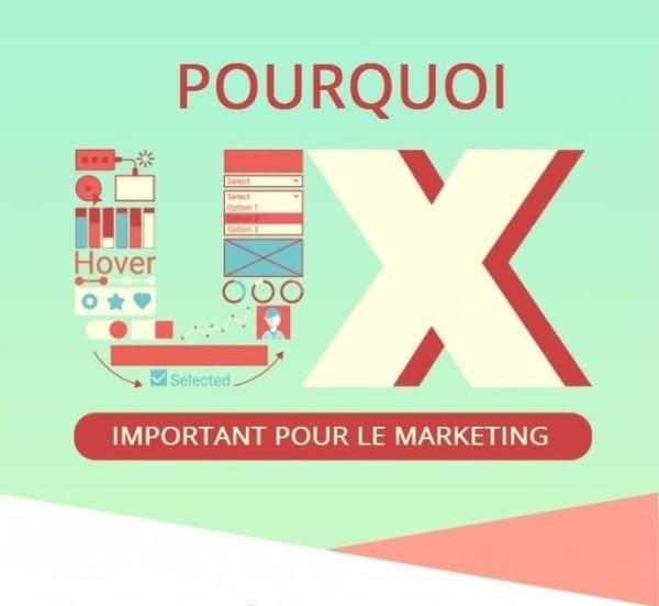 Pourquoi l'expérience utilisateur est-elle importante pour le marketing?