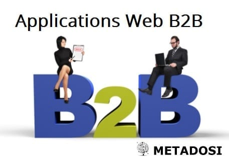 Applications Web B2B puissantes