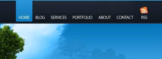 Capture d'écran de création de site internet TORRANCE