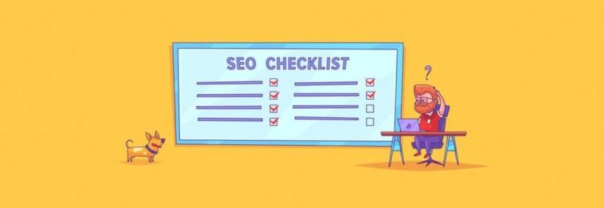 Checklist Audit SEO   Auditez votre site internet en 15 étapes