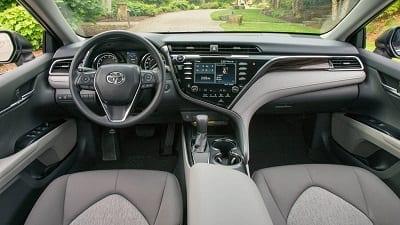Photo intérieur voiture