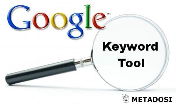 Outils de mots clés Google : Pas le seul de son genre