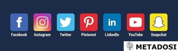 Publicité dans les réseaux sociaux
