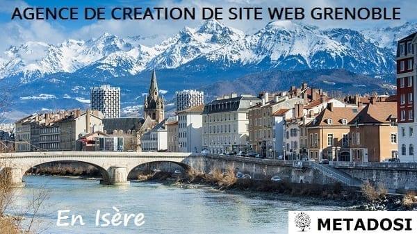 Agence de création de site internet à Grenoble