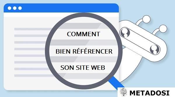Comment bien référencer son site internet ?